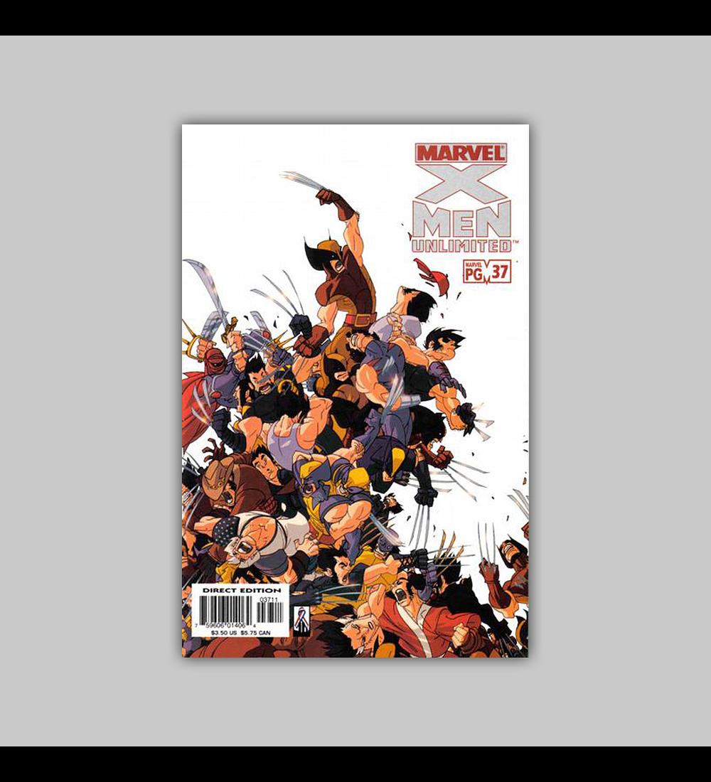 X-Men Unlimited 37 2002