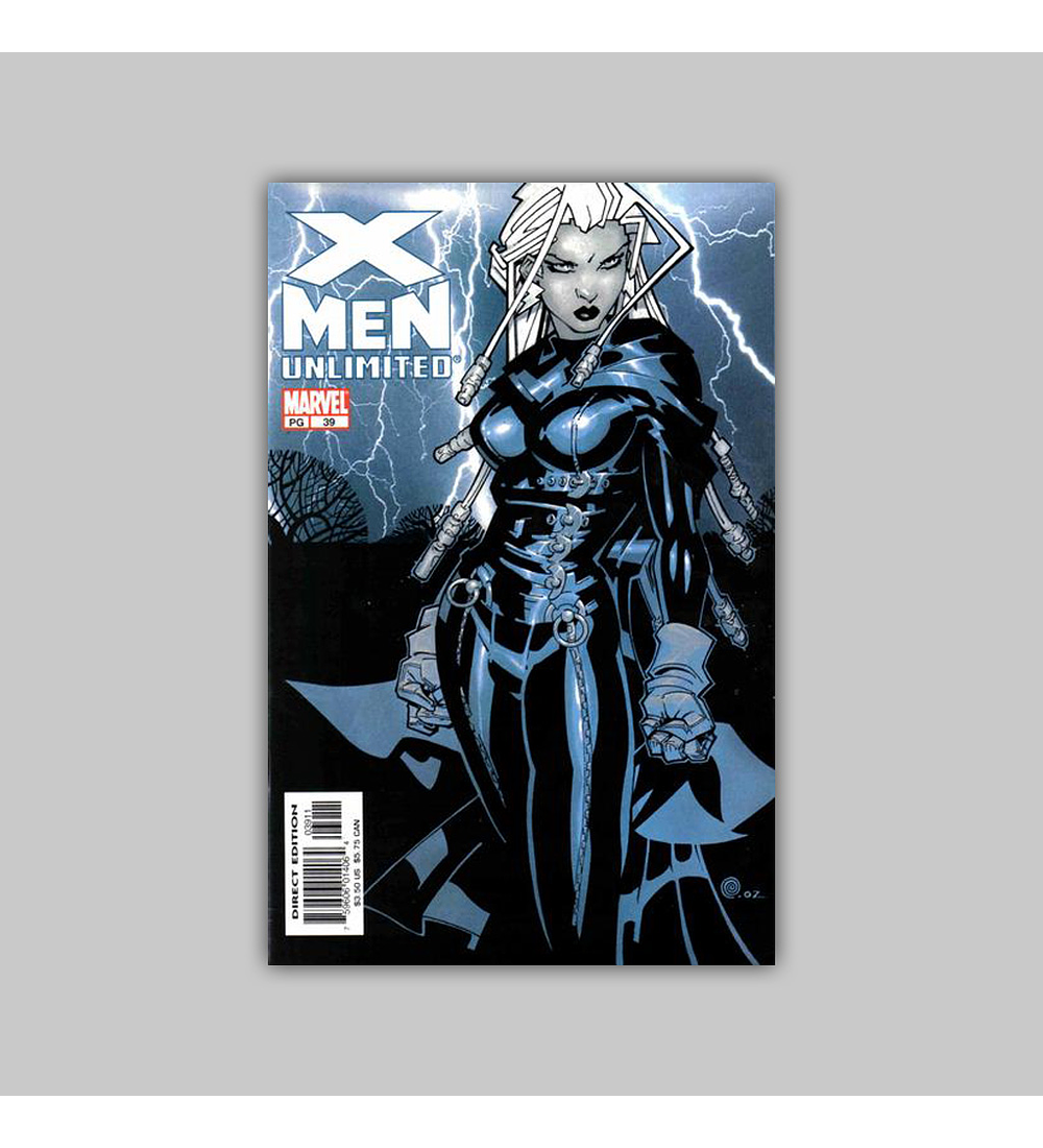 X-Men Unlimited 39 2003