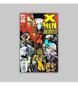 X-Men Unlimited 5 1994