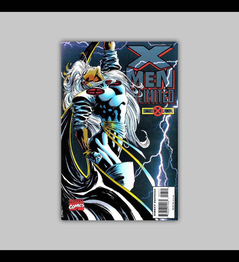 X-Men Unlimited 7 1994