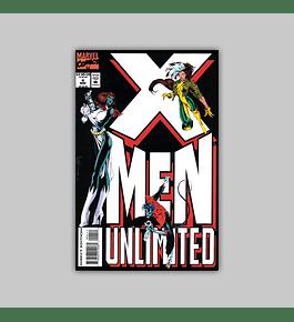 X-Men Unlimited 19 1998