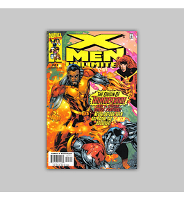 X-Men Unlimited 27 2000
