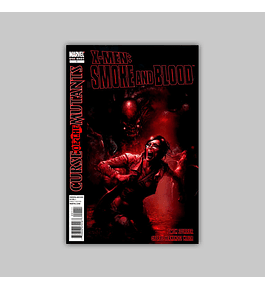 X-Men: Curse of the Mutants - Smoke and Blood 1 2010