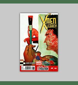X-Men: Legacy 8 2013