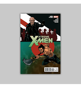 X-Treme X-Men (Vol. 2) 10 2013