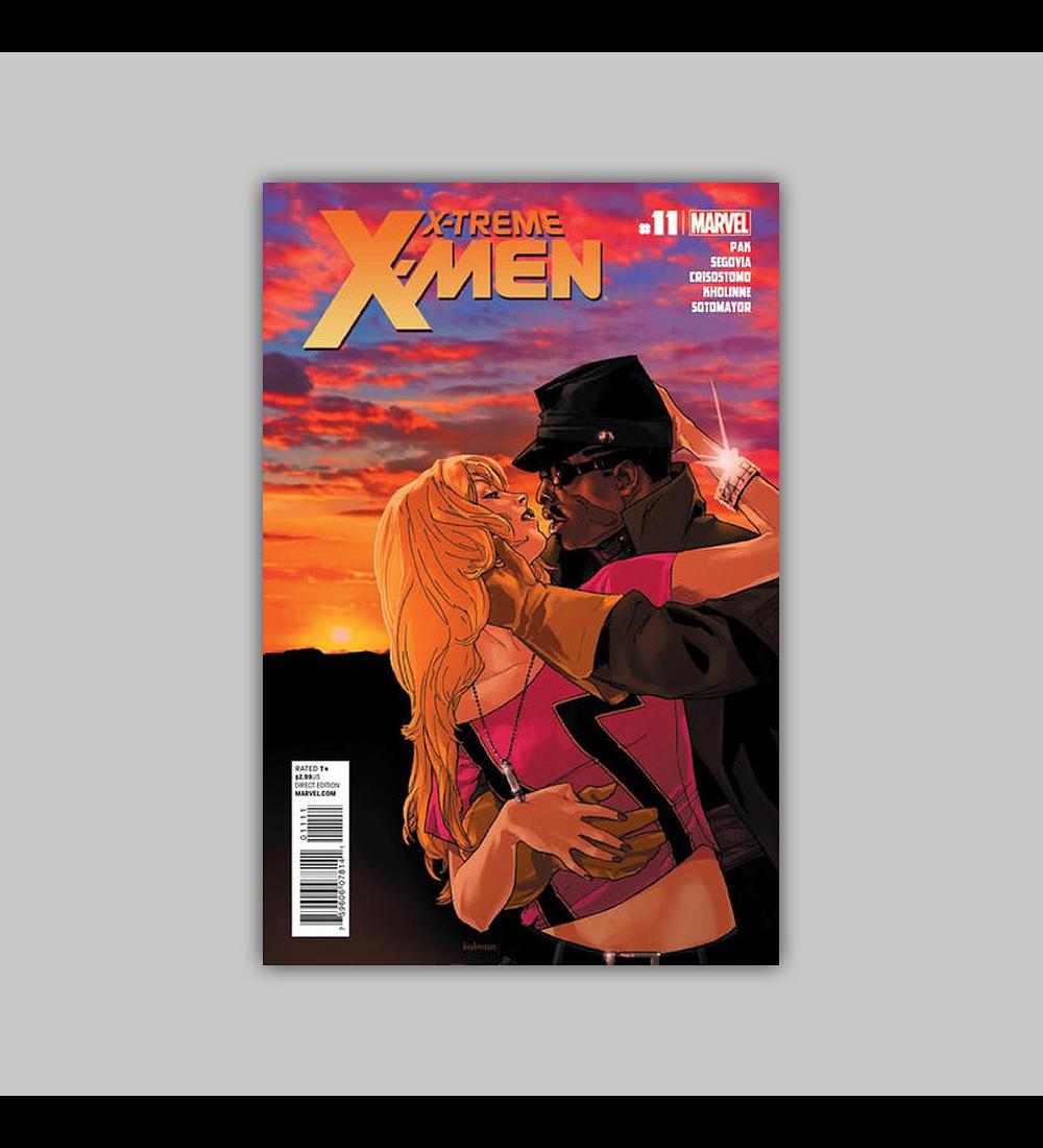 X-Treme X-Men (Vol. 2) 11 2013