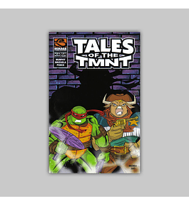 Tales of the TMNT 21 2006