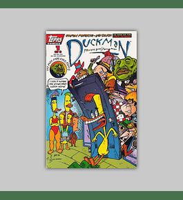 Duckman: The Mob Frog Saga 1 1994
