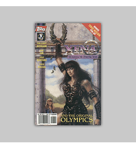 Xena and the Original Olympics 1 1998