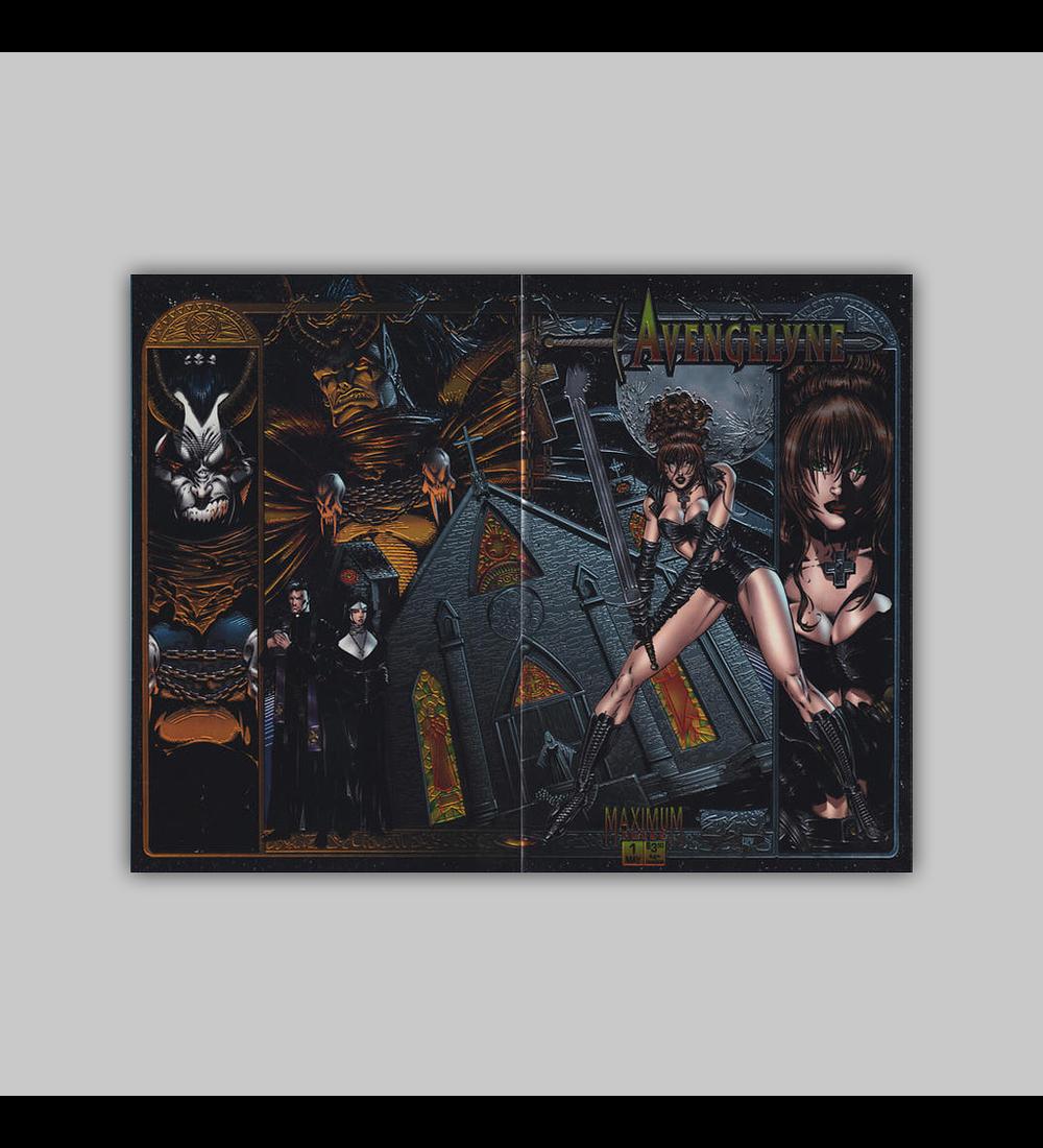 Avengelyne (Vol. 1) 1 Chromium 1995