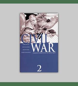 Civil War 2 Sketch 2006