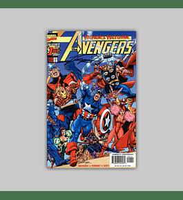 Avengers (Vol. 3) 1 Signed 1998