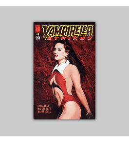 Vampirella: Strikes 1 A Signed 1995