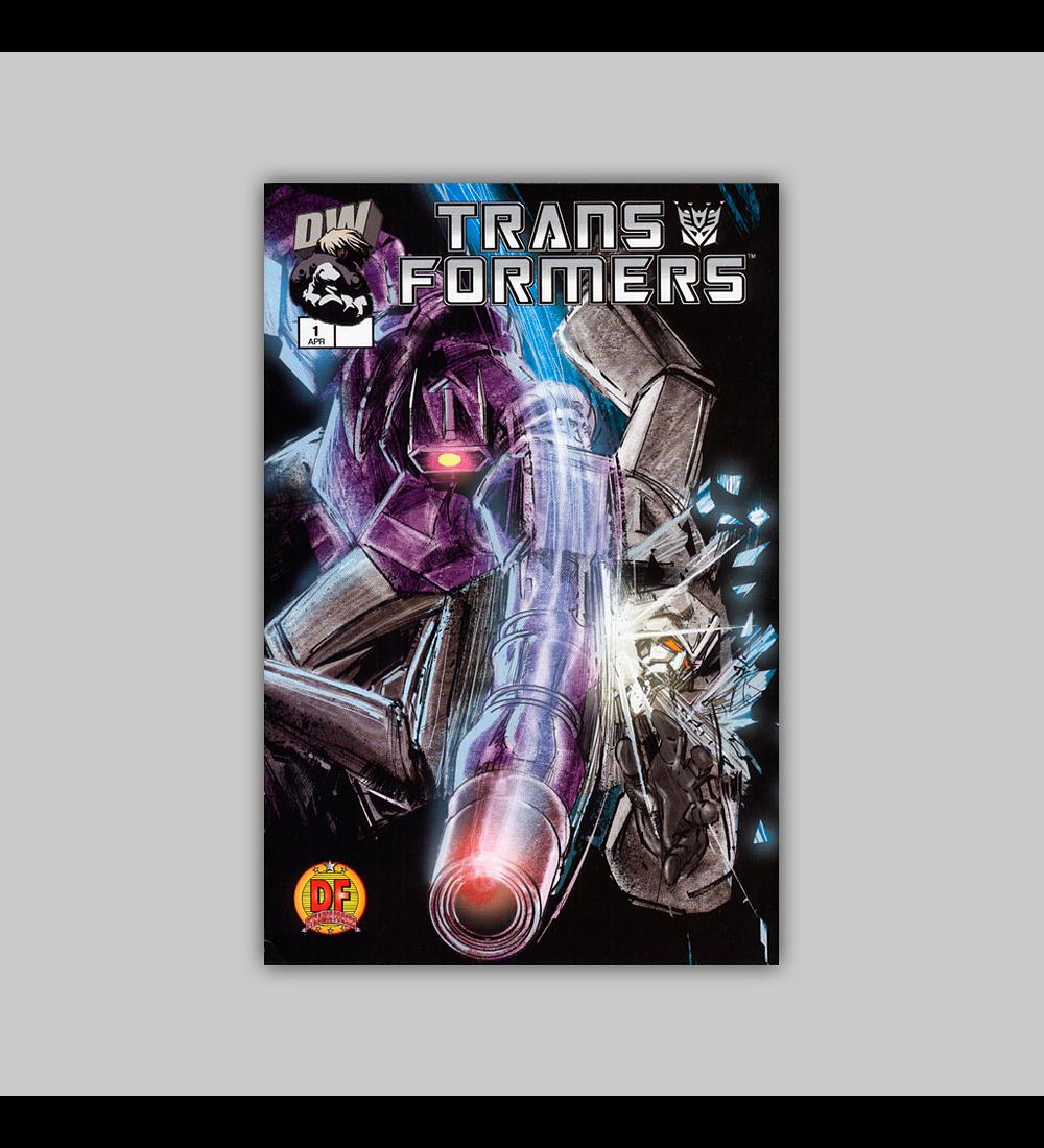 Transformers: Generation One (Vol. 2) 1 Alternate 2003