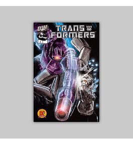 Transformers: Generation One (Vol. 2) 1 Alternate 2003
