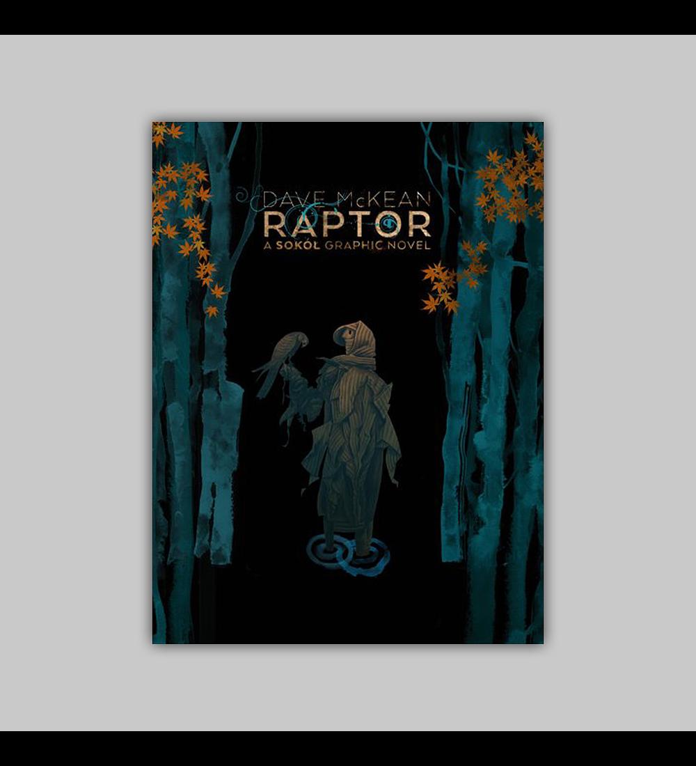 Raptor: A Sokol Graphic Novel 2021