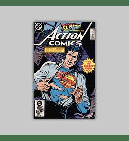 Action Comics 564 1985