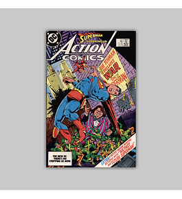 Action Comics 561 VF/NM (9.0) 1984