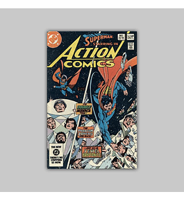 Action Comics 548 1983