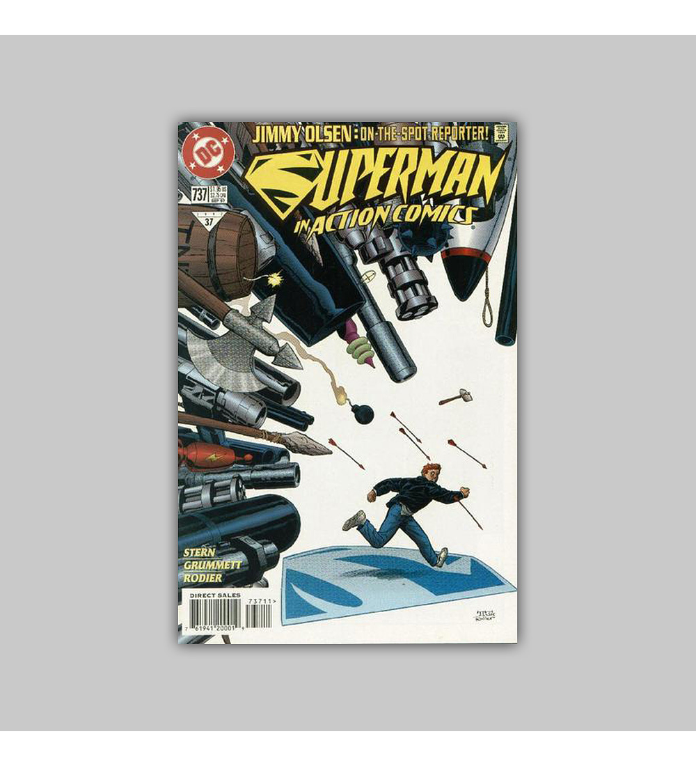 Action Comics 737 1997