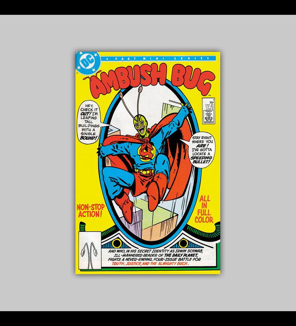 Ambush Bug (complete limited series) 1985