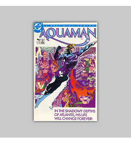 Aquaman (complete limited series) 1986
