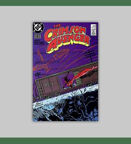 Crimson Avenger 2 1988