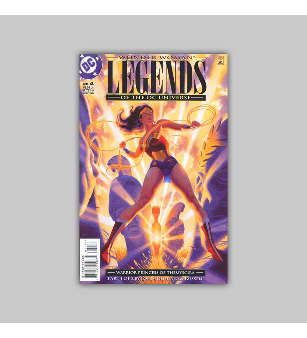 Legends of the DC Universe 4 1998