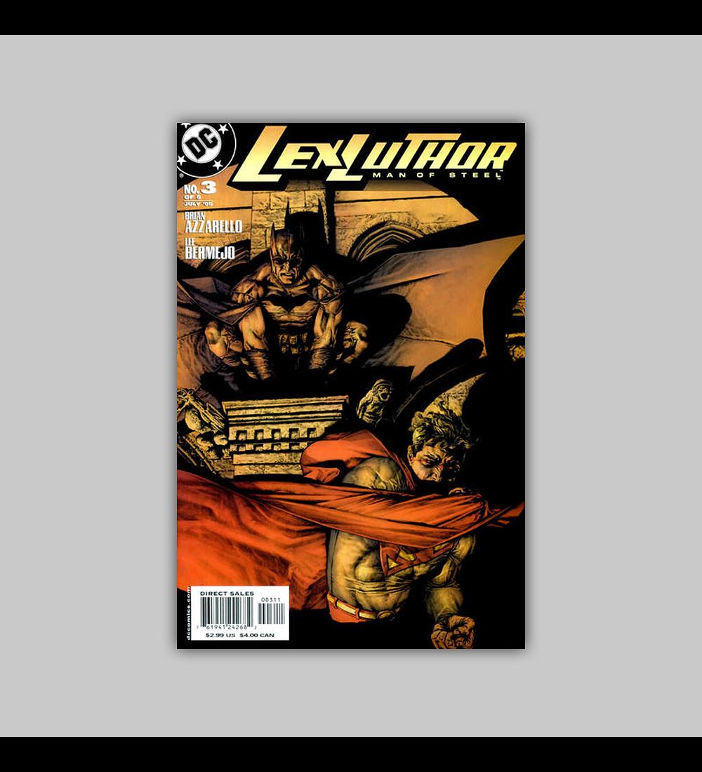 Lex Luthor: Man of Steel 3 2005