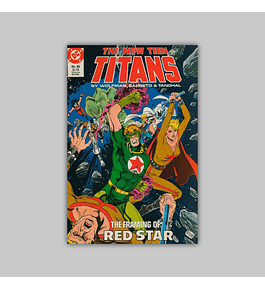 New Teen Titans (Vol. 2) 49 1988