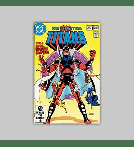 New Teen Titans (Vol. 2) 22 1986