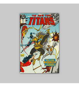 New Teen Titans (Vol. 2) 41 1988