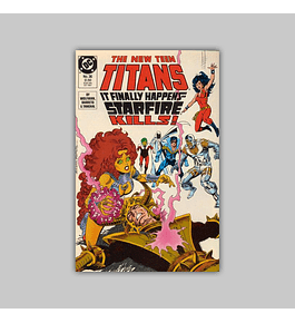 New Teen Titans (Vol. 2) 36 1987