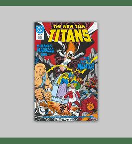 New Teen Titans (Vol. 2) 34 1987