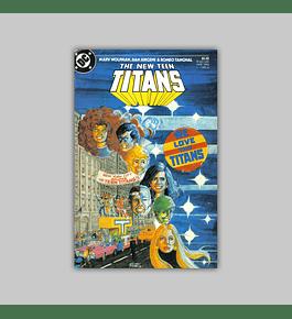 New Teen Titans (Vol. 2) 6 1985