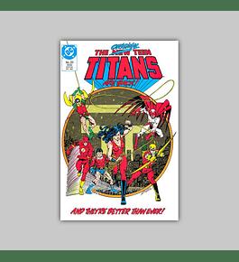 New Teen Titans (Vol. 2) 20 1986