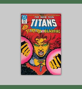 New Teen Titans (Vol. 2) 23 1986