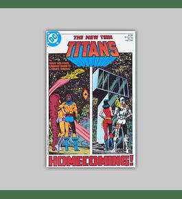 New Teen Titans (Vol. 2) 18 1986