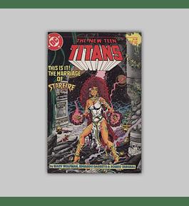 New Teen Titans (Vol. 2) 17 1986