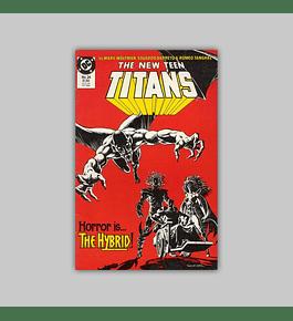 New Teen Titans (Vol. 2) 24 1986