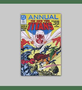 New Teen Titans Annual 2 1986