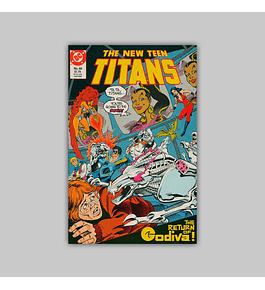 New Teen Titans 44 1988