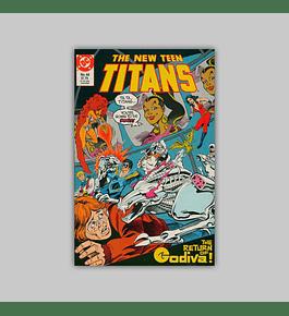 New Teen Titans (Vol. 2) 44 1988