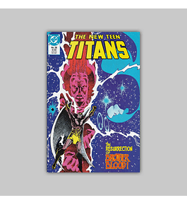 New Teen Titans (Vol. 2) 28 1987
