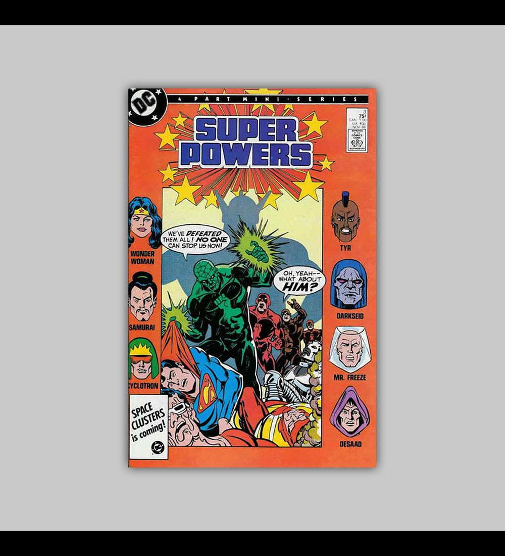 Super Powers 3 1986