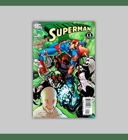 Superman 652 2006