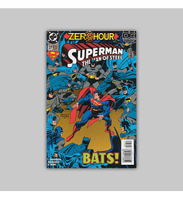 Superman: The Man of Steel 37 1994