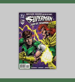 Superman: The Man of Tomorrow 10 1998