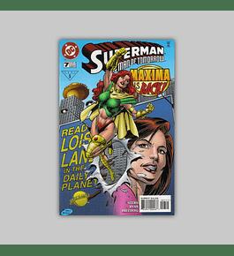 Superman: The Man of Tomorrow 7 1996
