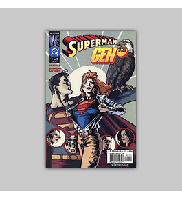 Superman/Gen13 1 2000